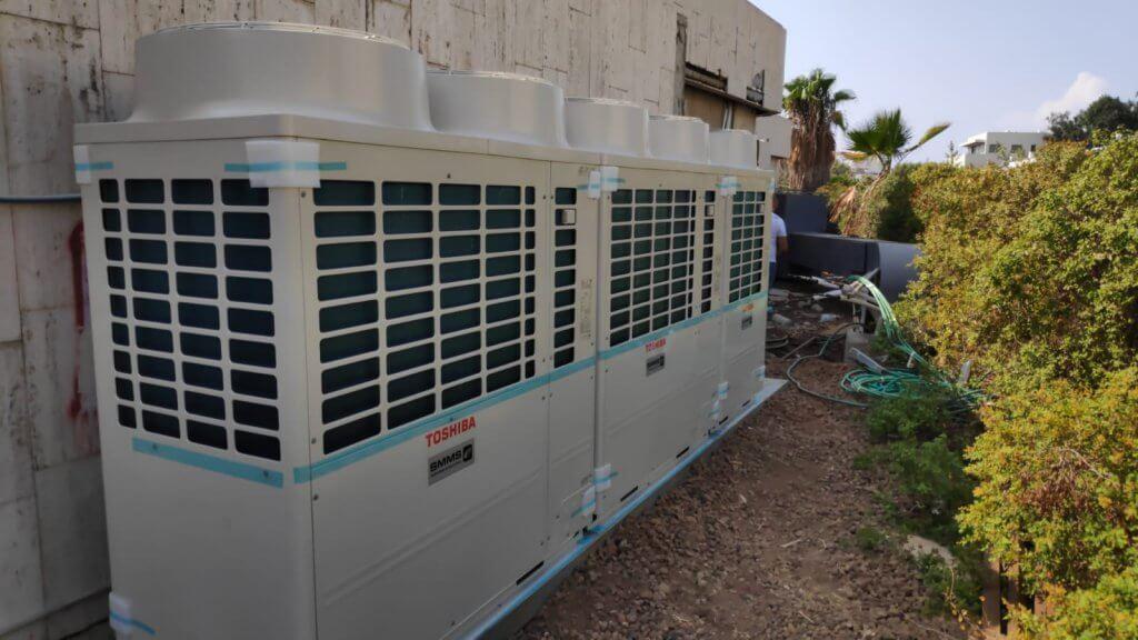 מיזוג אויר תעשייתי